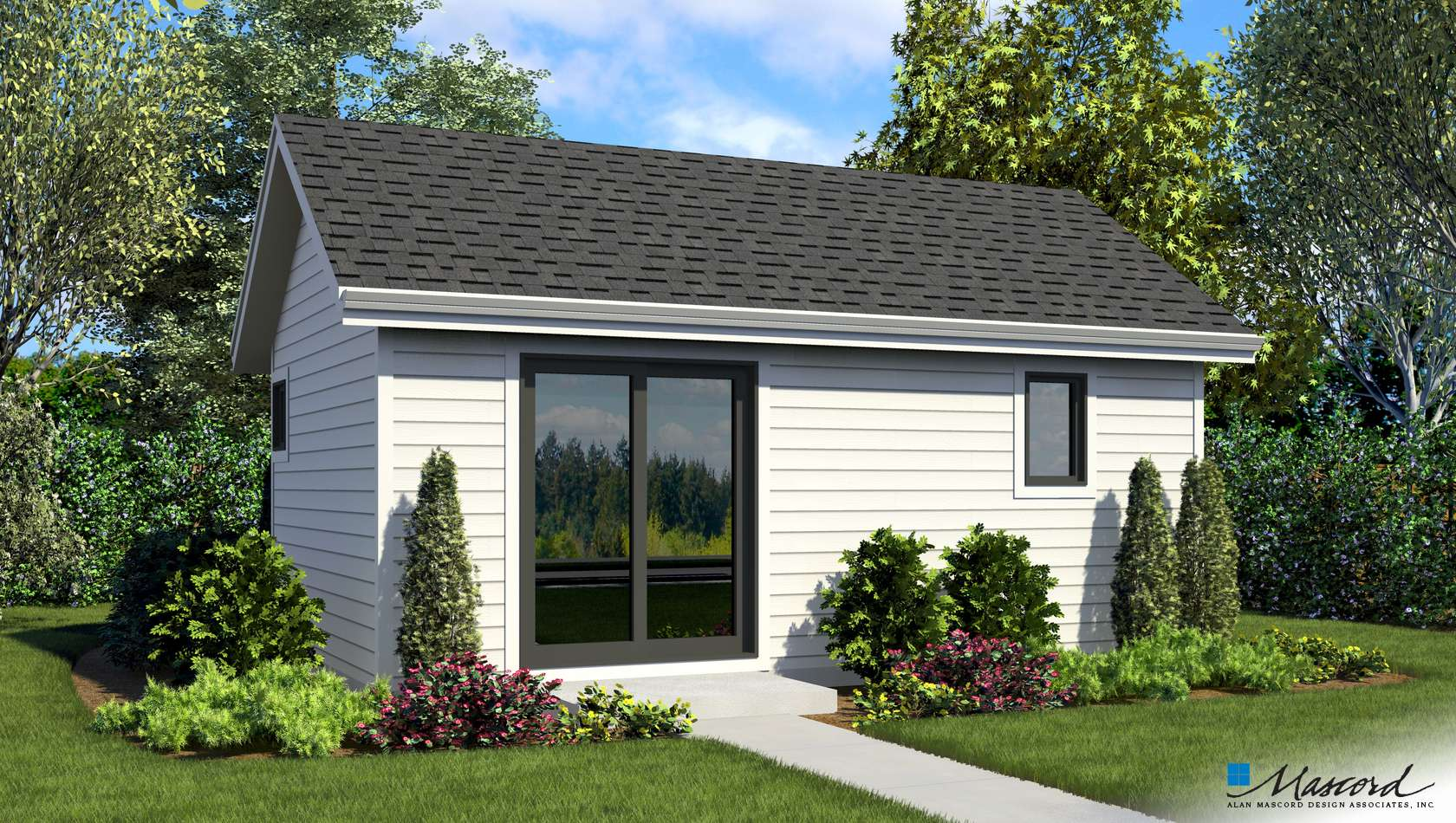 Main image for house plan 1181: The Moorpark