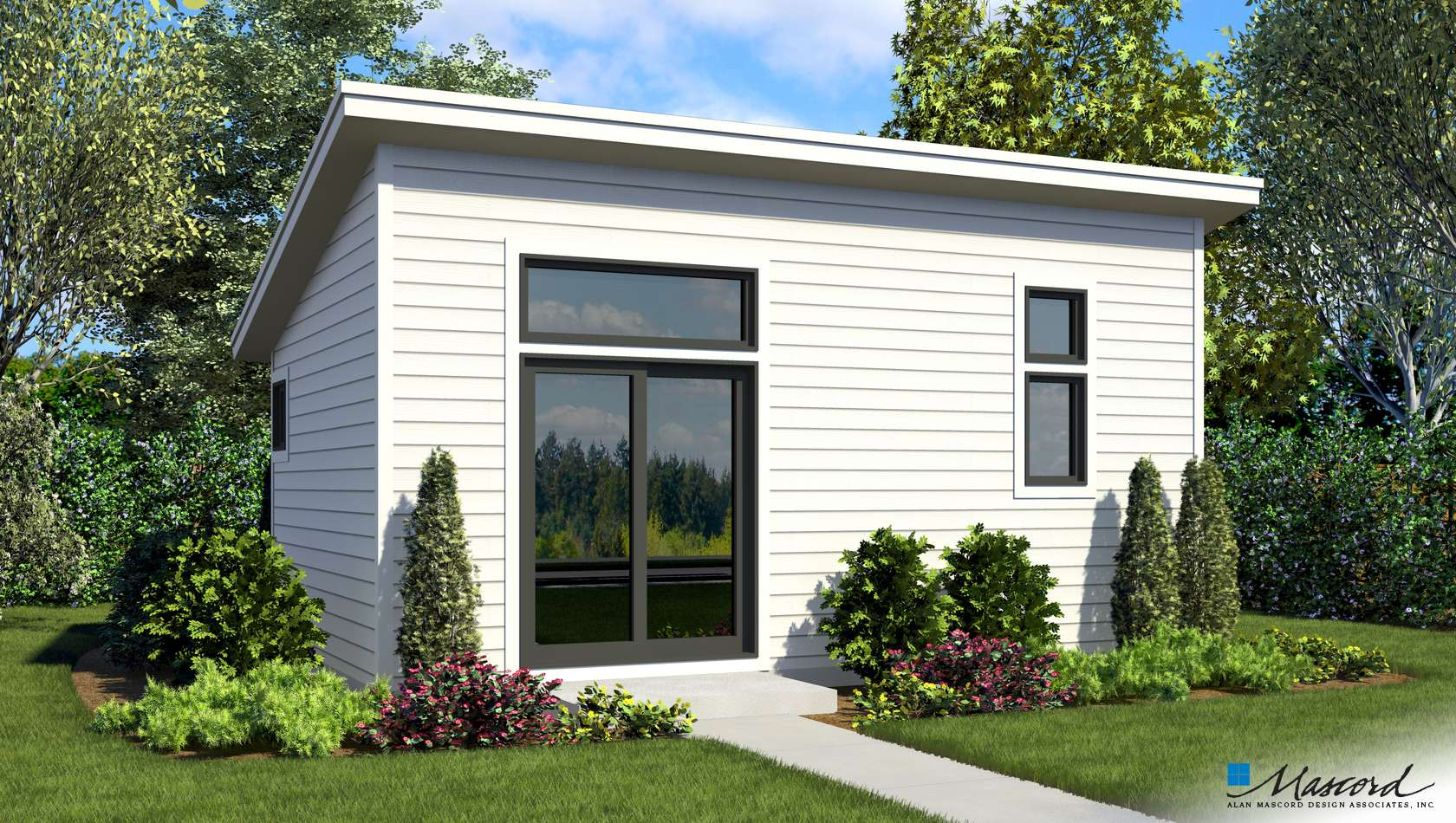 Main image for house plan 1181A: The Morrow