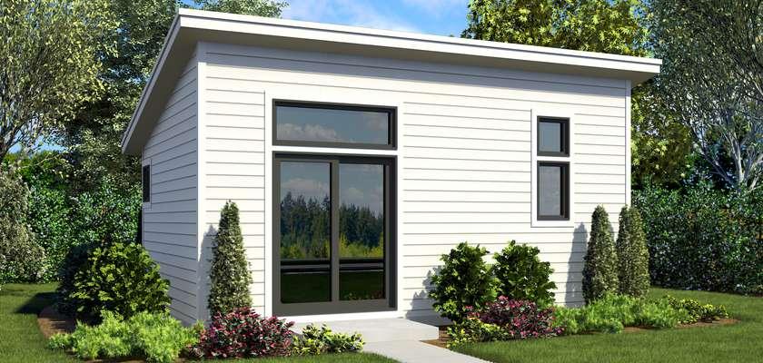 Mascord House Plan 1181A: The Morrow