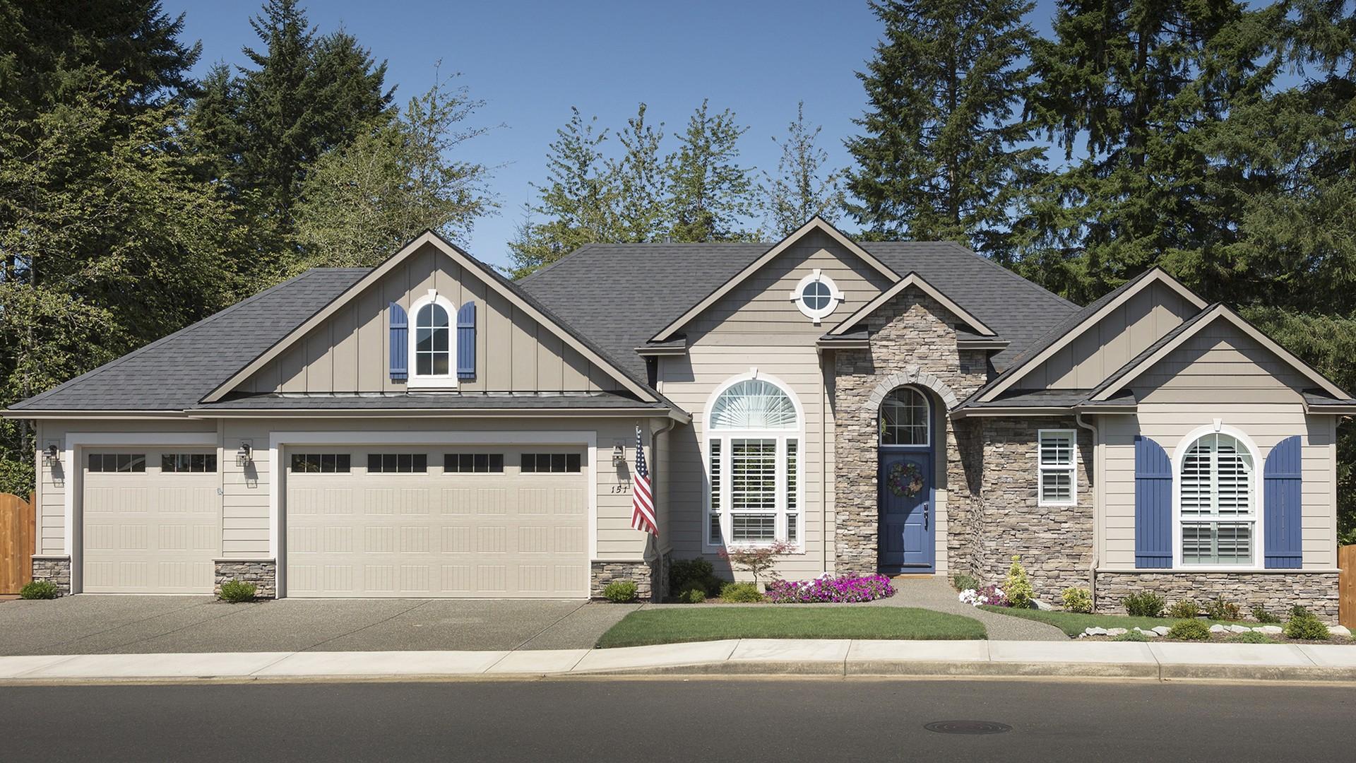 Craftsman House Plan 1201gd The Arlington 2898 Sqft 3