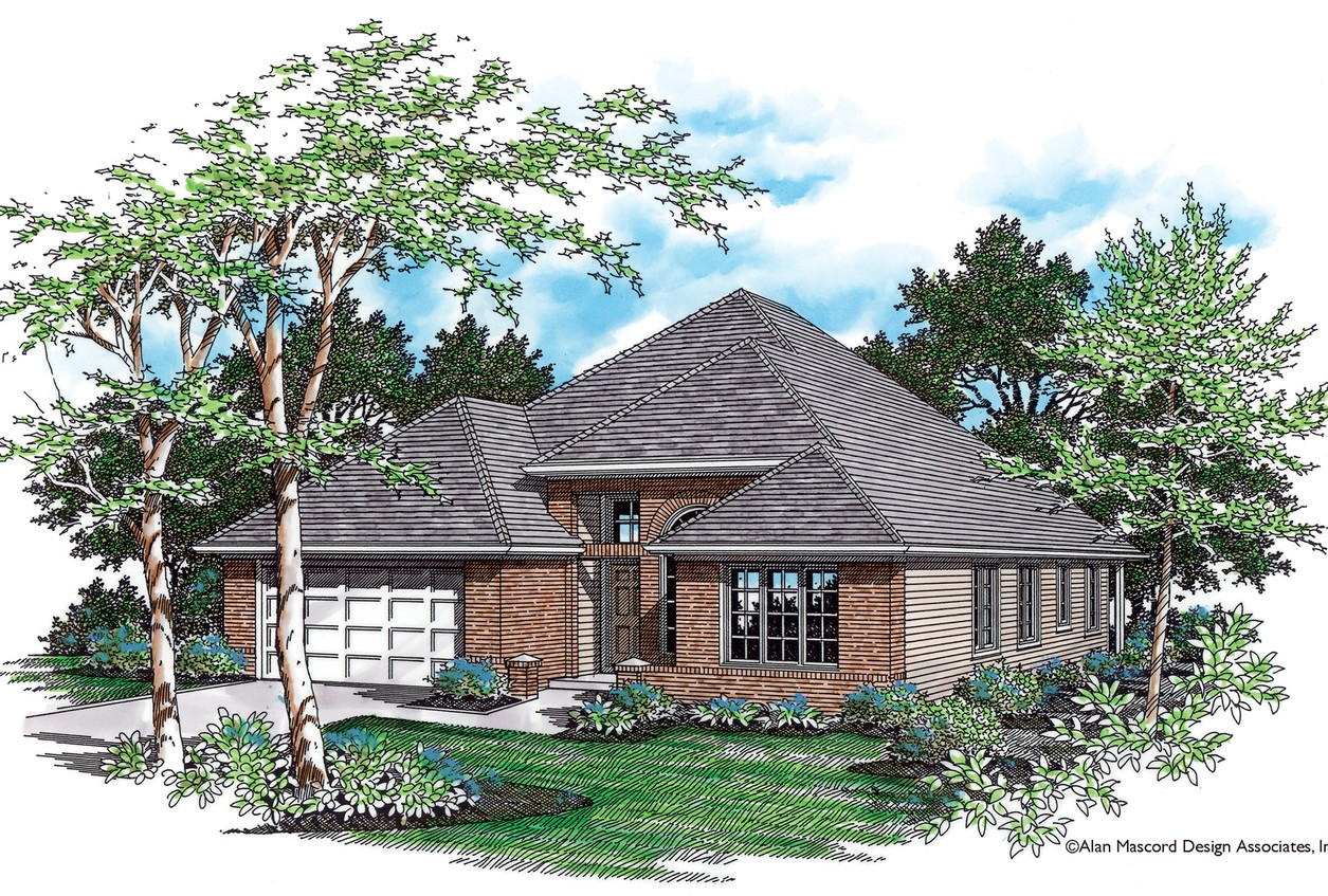 House Plan B1212 The Sutherland