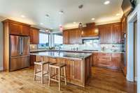 Kitchen by Rich Bailey Construction