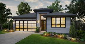 Mascord Plan 1221D - The Gardiner