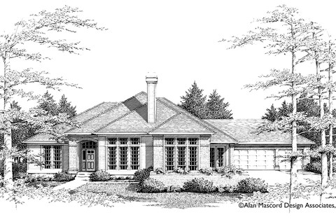 Image for Augusta-4 Bedroom Single Level with View to the Front-7354