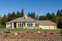 House Plan 1223-The Augusta-Front Exterior