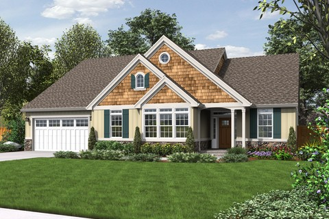 Image for Galen-Traditional Plan with Fireplace and Media Center-444