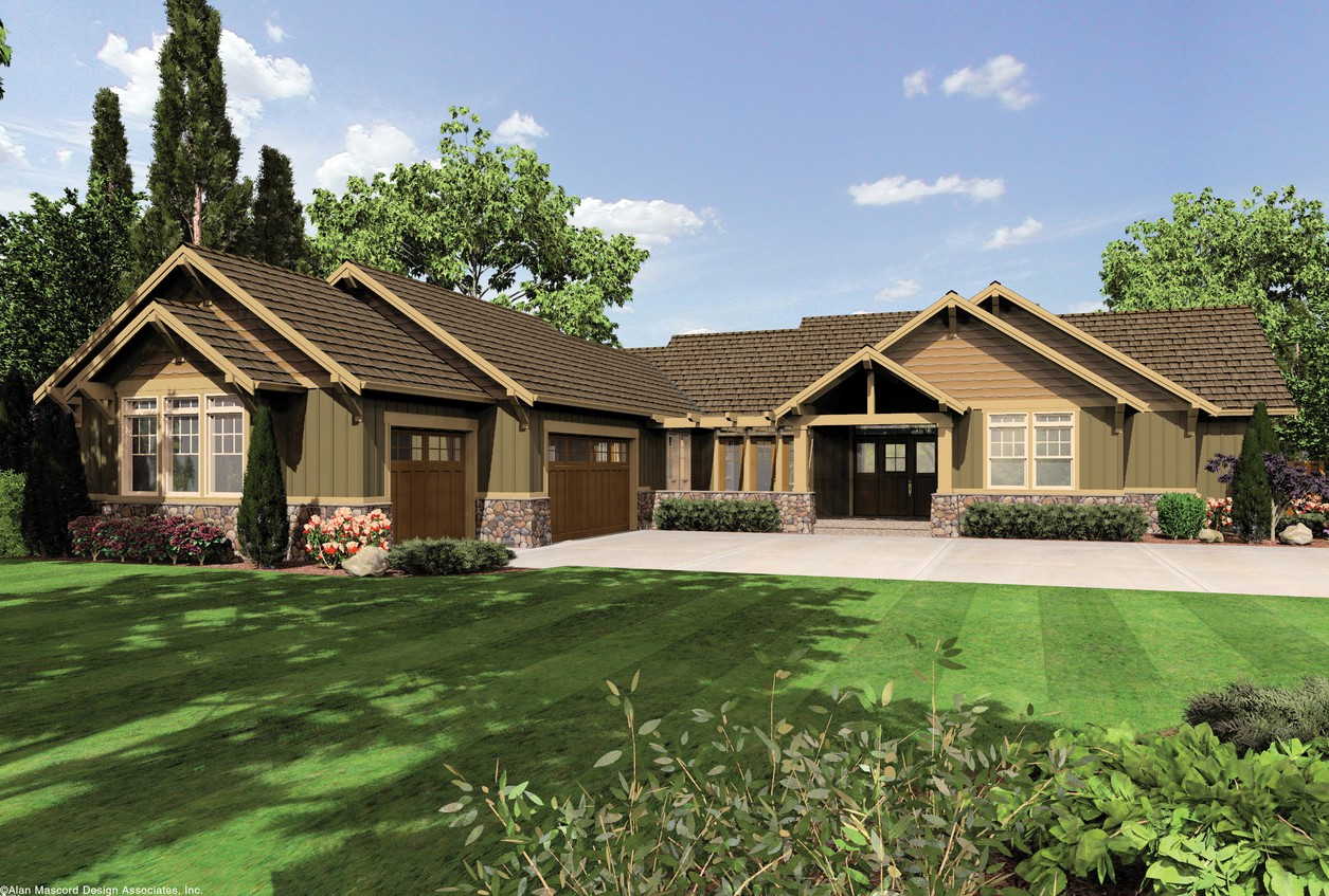 House plan 1235 the broderick for Houseplans co