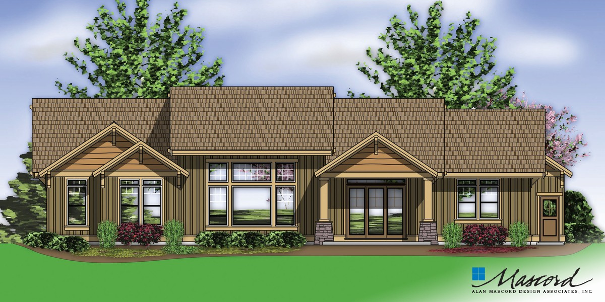 Mascord House Plan 1235