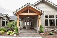 Front Exterior by Ironwood Homes