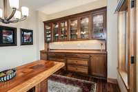 Dining Room by Ironwood Homes