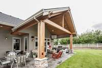 Outdoor Living by Ironwood Homes