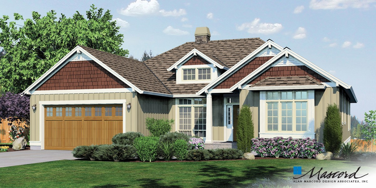 Image for Linden-Traditional Design, Contemporary Elegance-Front Rendering
