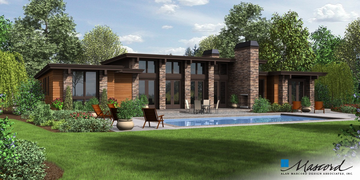 Image for Hampton-Surround Yourself with Natural Beauty-Rear Rendering