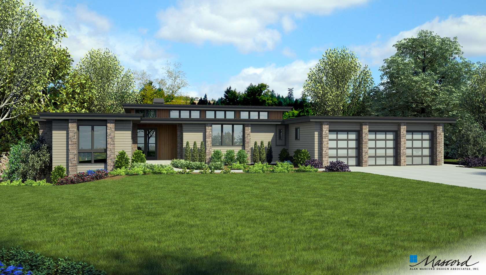 Main image for house plan 1240A: The Lynville