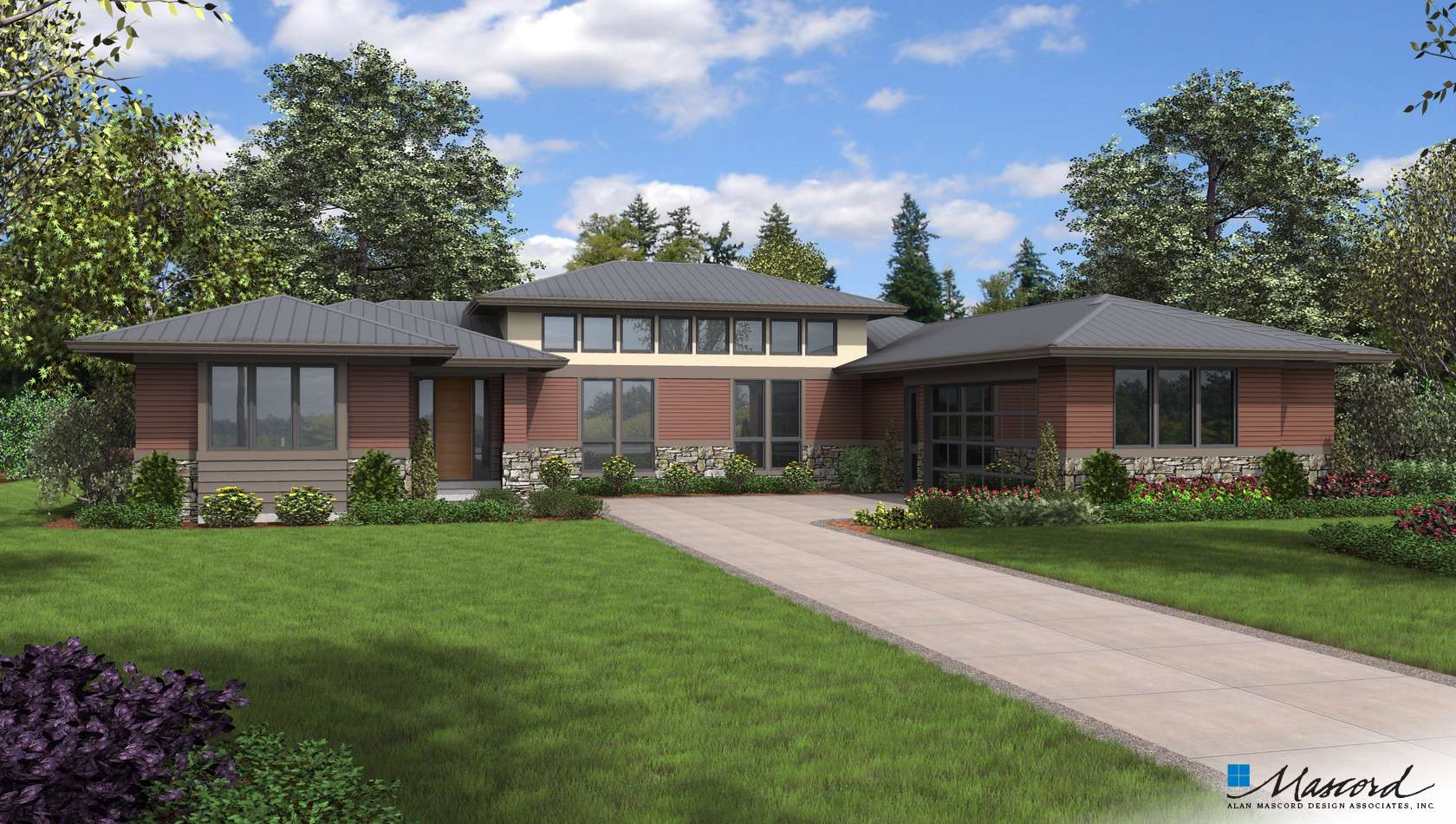 Main image for house plan 1240B: The Mapleview