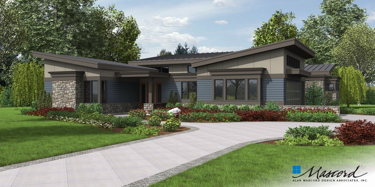 Image for Caprica-You Deserve a Stunning Home Design!-Front Rendering