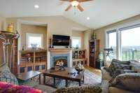 Great Room by Quail Homes