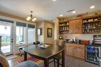 Kitchen by Quail Homes
