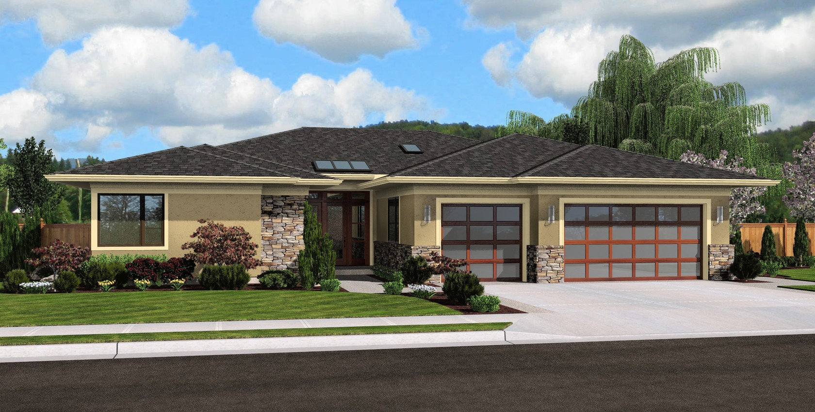 Image for Riverside-Modern Plan with Open Layout-4101