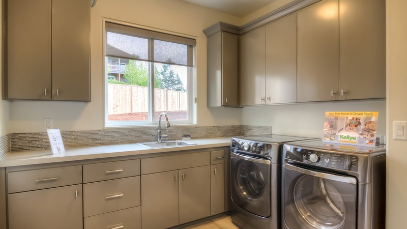 Image for Lincoln-Curb Appeal Is Just The Start-Laundry Room