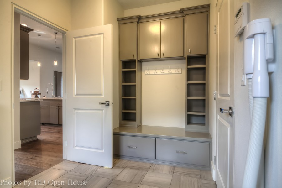 What makes a great mud room?