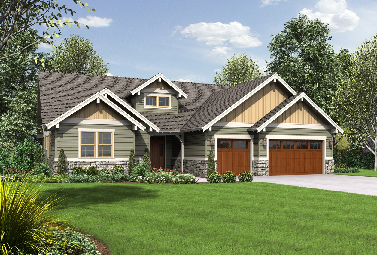 Mascord Plan 1245C - The Lincoln