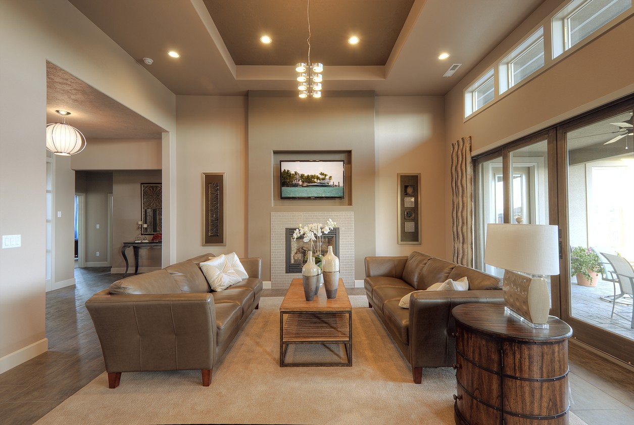 Plans for Empty Nesters   Houseplans co
