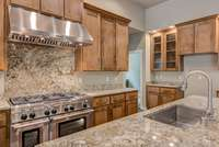 Kitchen by LangCo NW Inc