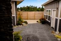 Side Exterior by Brunstad, LLC - Ocean Shores, WA