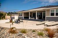 Rear Exterior by Brunstad, LLC - Ocean Shores, WA