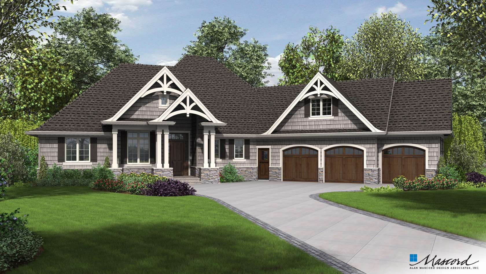 Main image for house plan B1248B: The