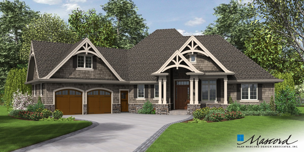 Image for Ripley-Stylish Single Story with Great Outdoor Space-Front Rendering