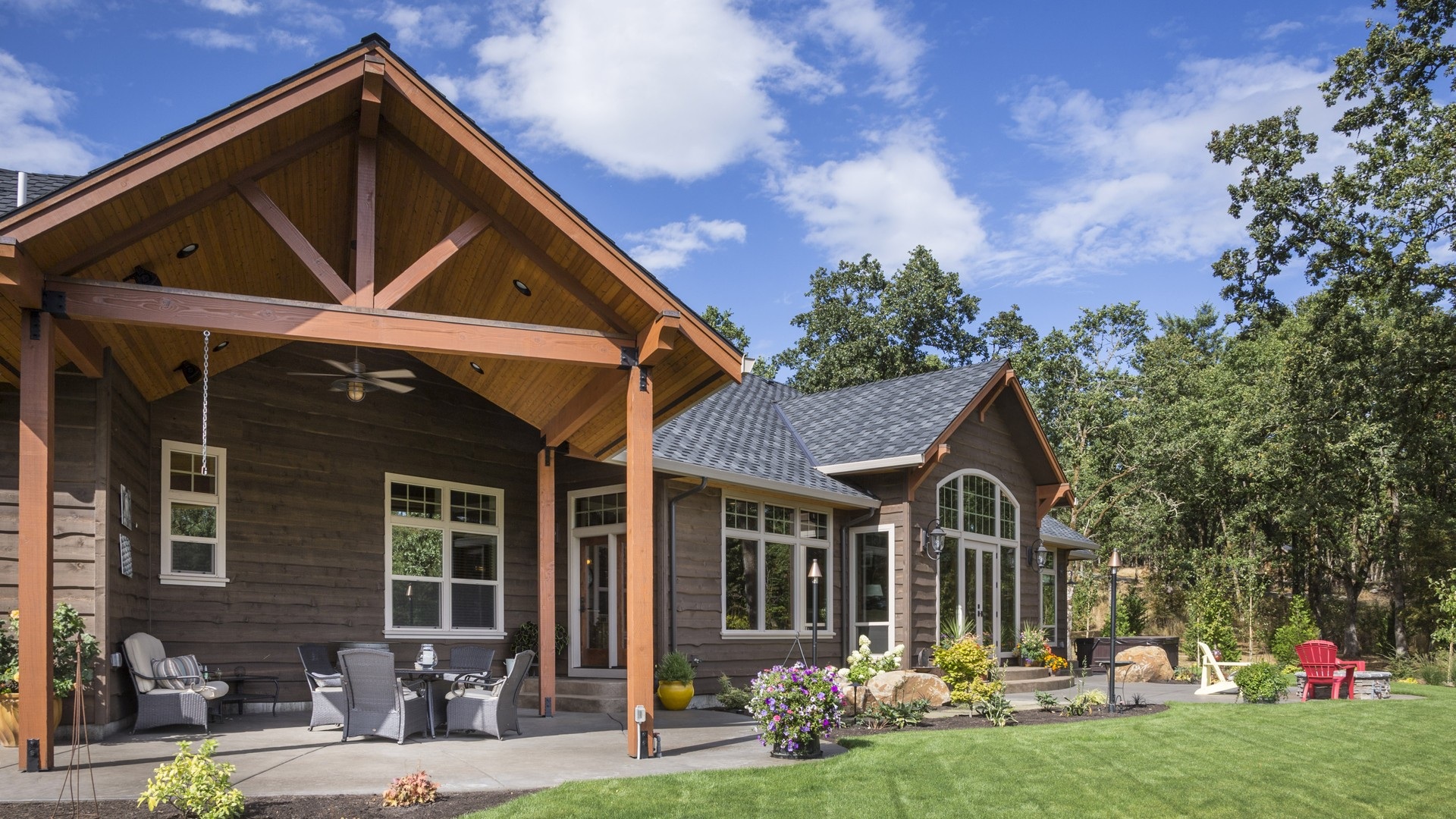 Craftsman house plan 1250 the westfall 2910 sqft 3 for Hous plans