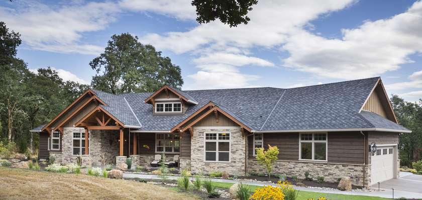 Mascord House Plan 1250: The Westfall