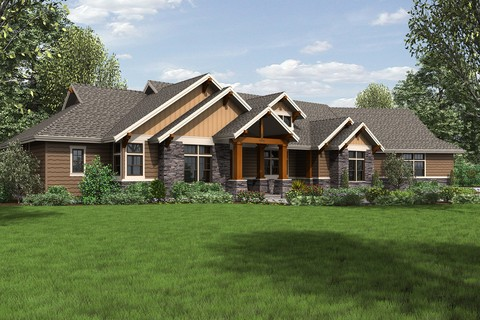 Image for Westfall-Beautiful NW Ranch Style Home-7357