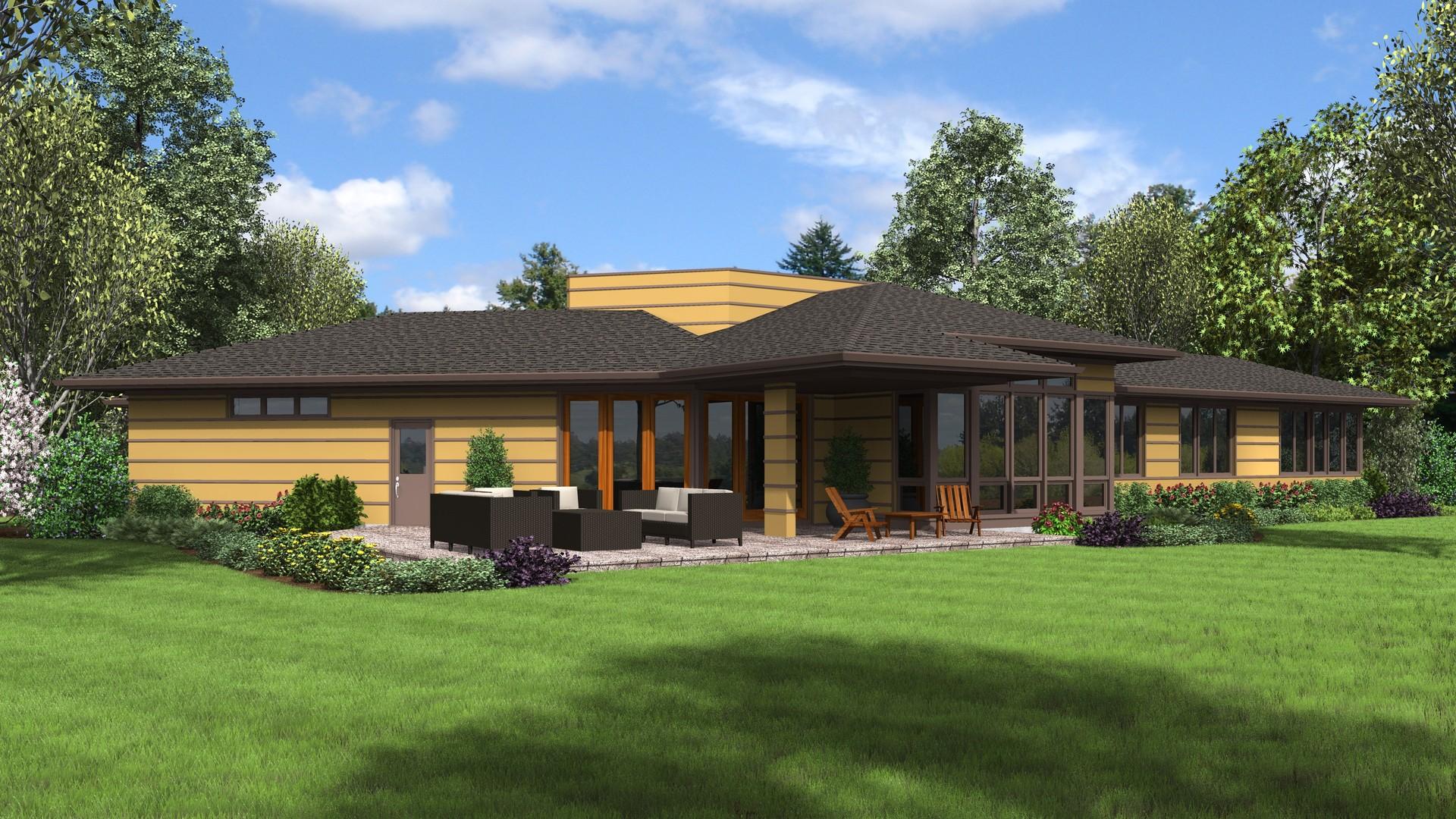 mascord house plan 1252 the cheatham