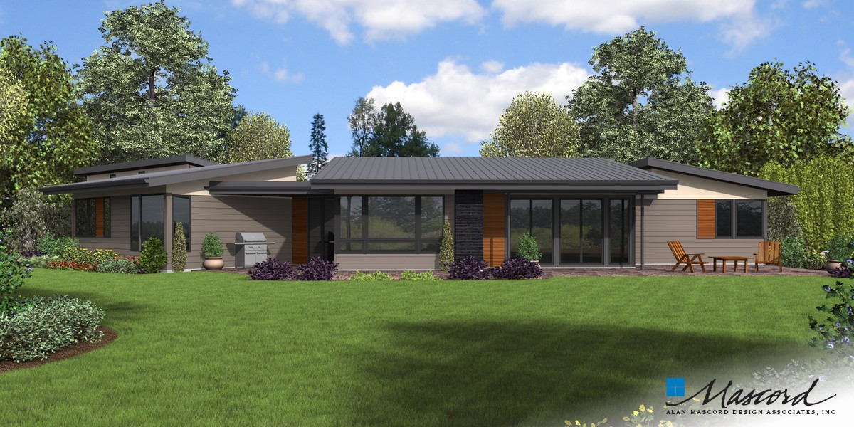 Image for Salt Lake-Expansive Spaces Great for Acreage or View Lots-Rear Rendering