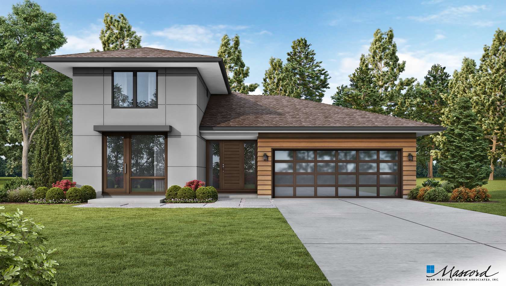Main image for house plan 1260A: The Alameda South