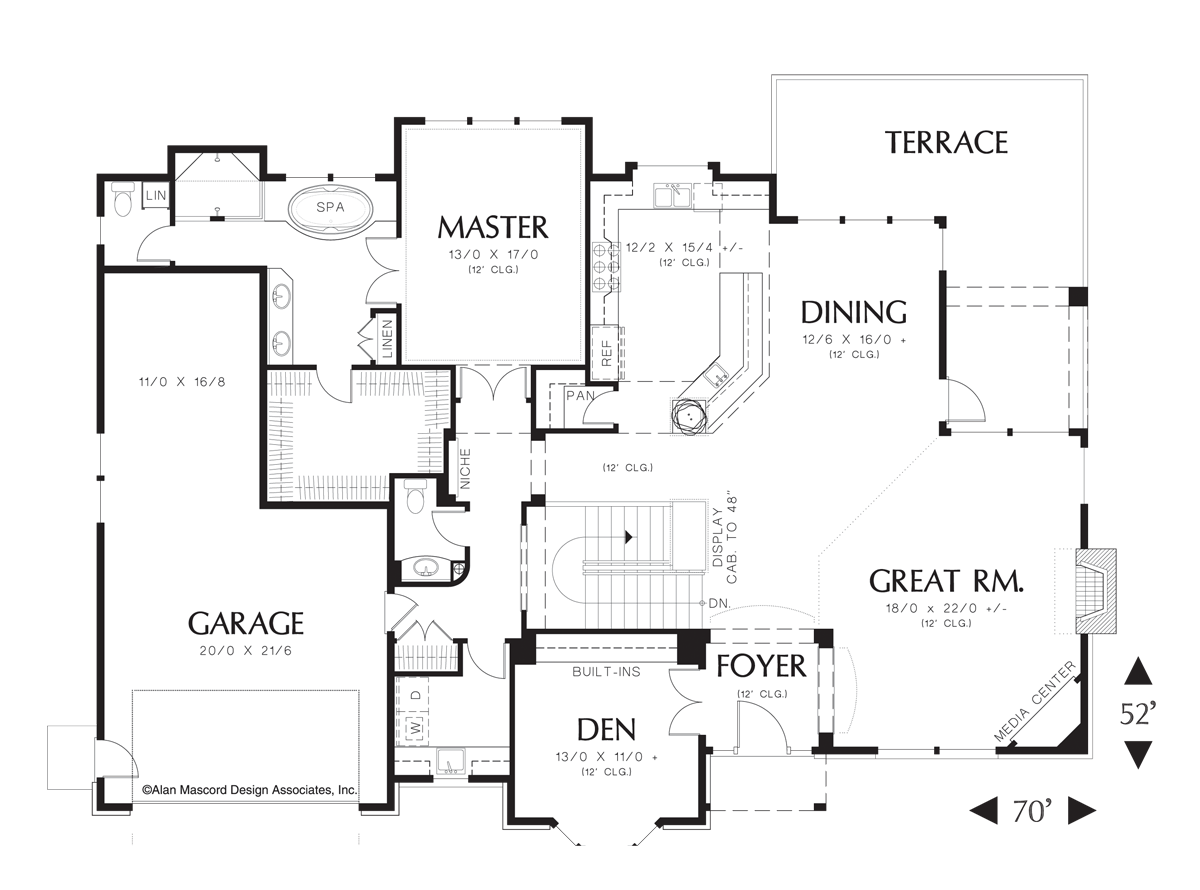 Jennings house floor plans jennings house plans house interior for A v jennings home designs