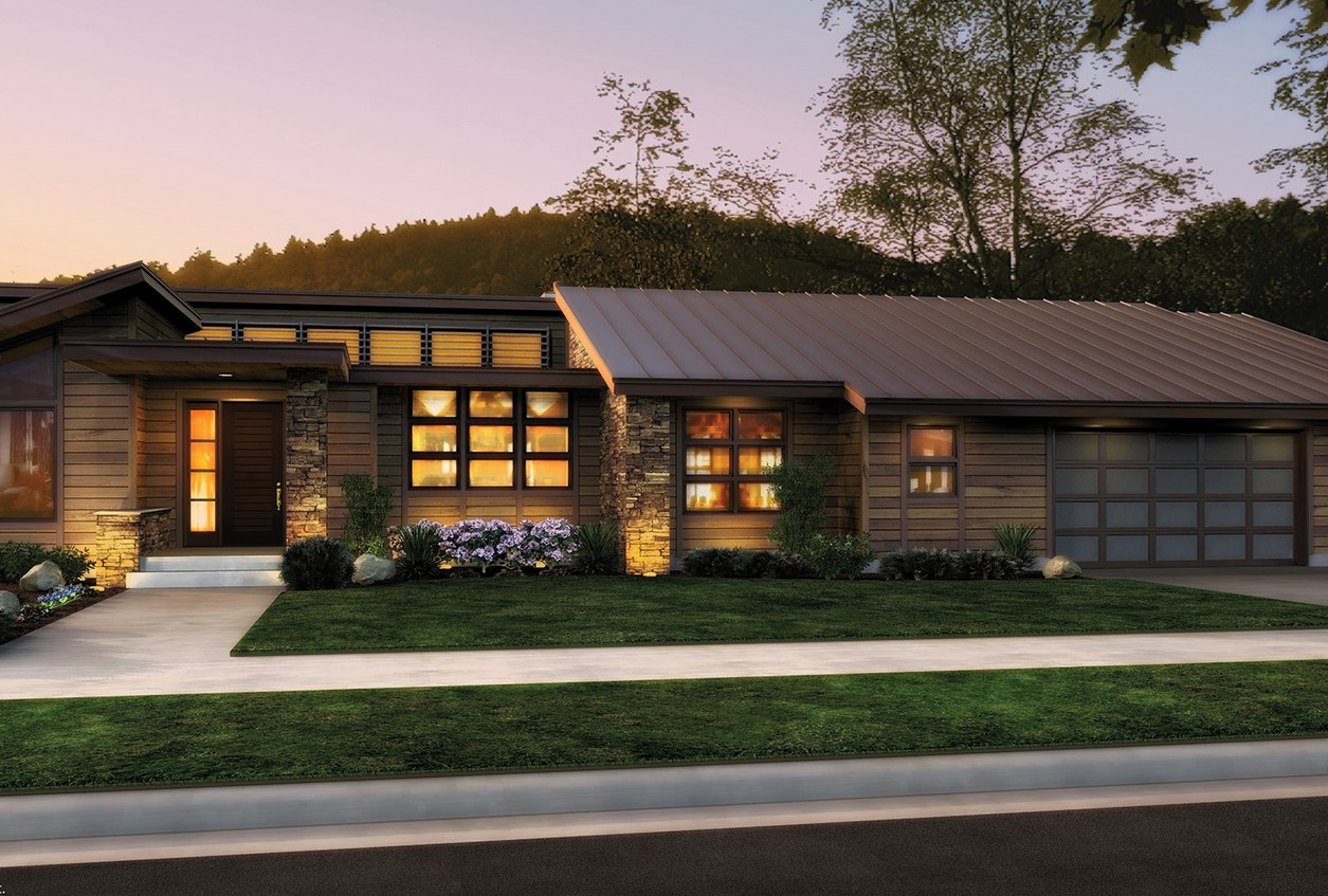 House plan 1327 the mercer for House plans co