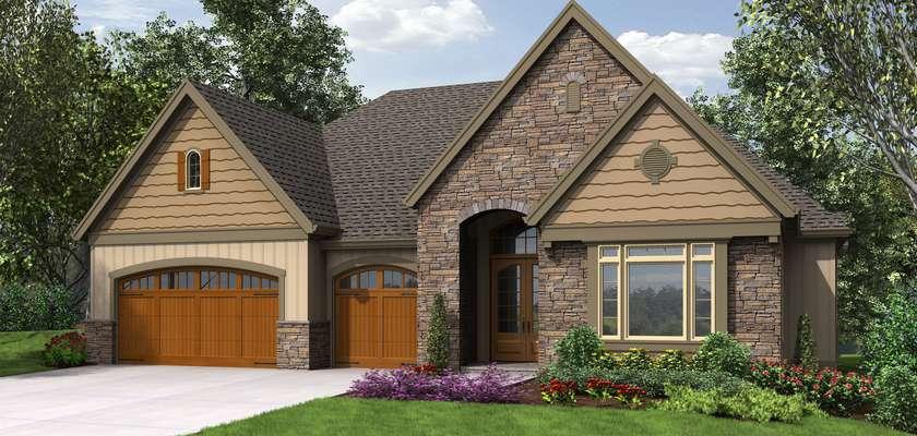 Mascord House Plan 1337: The Ashwood