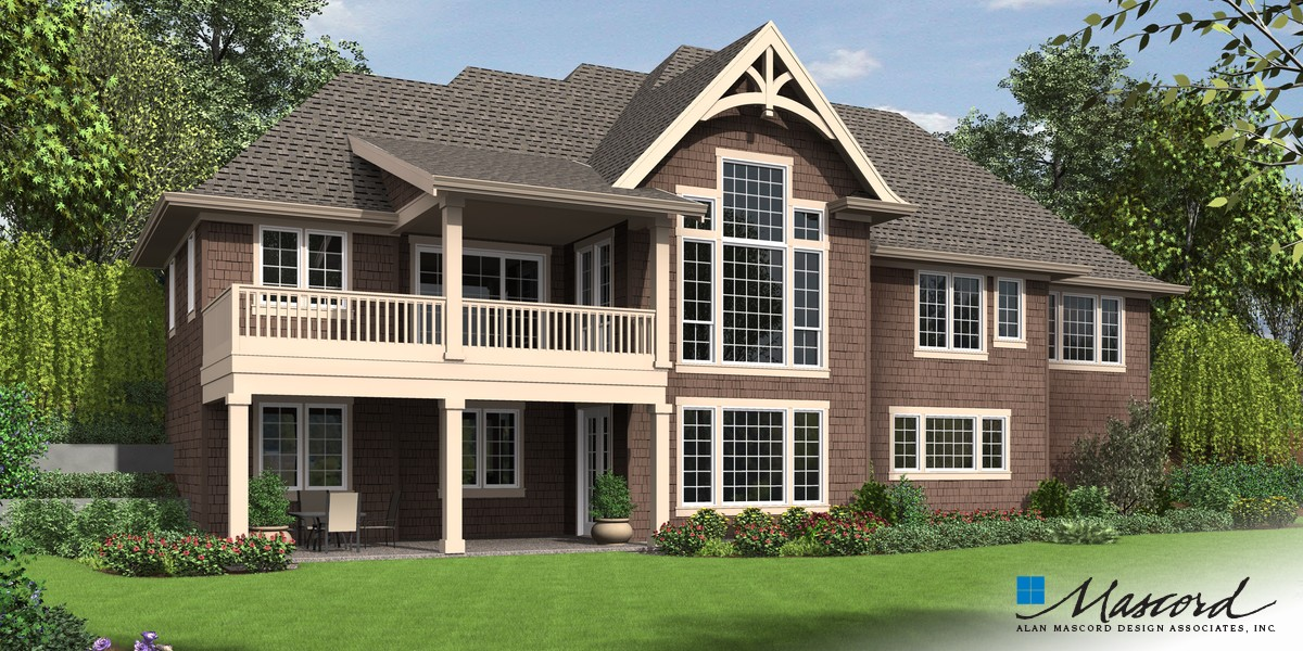 Image for Copperfield-Delightful Amenity Rich Ranch Style Home-Rear Rendering
