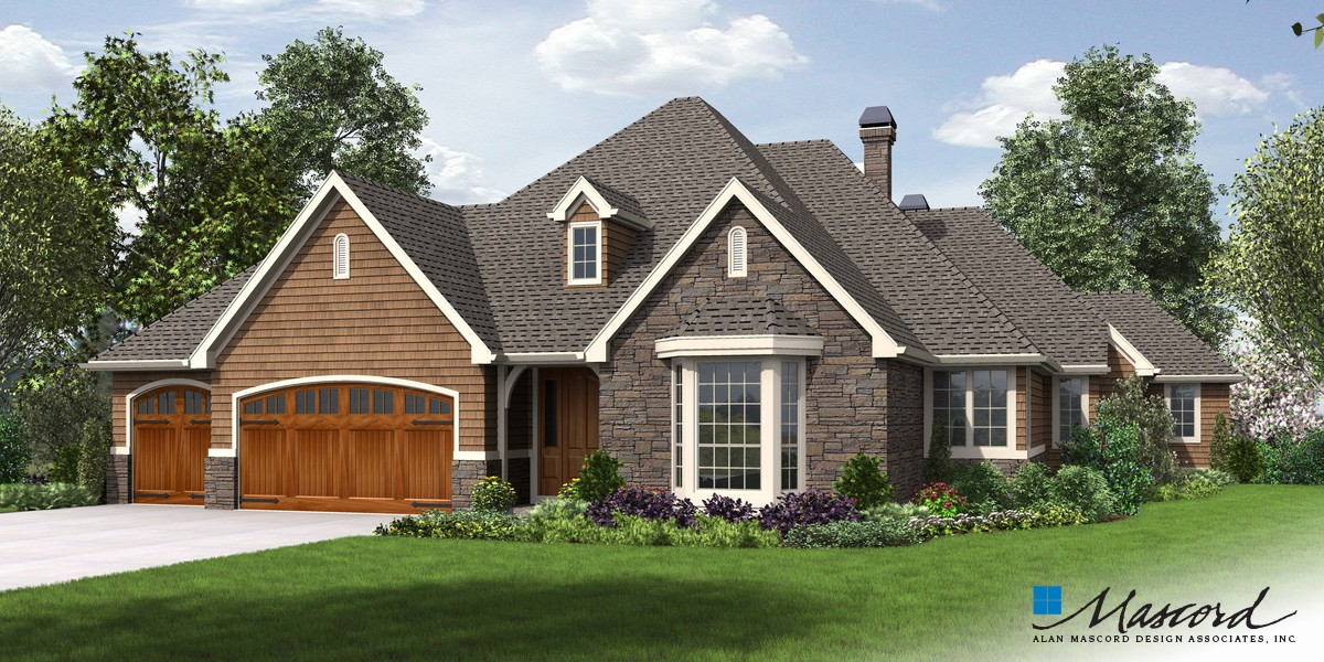 Image for Sweitzer-Spacious Single Level, Amenities for Everyone-Front Rendering