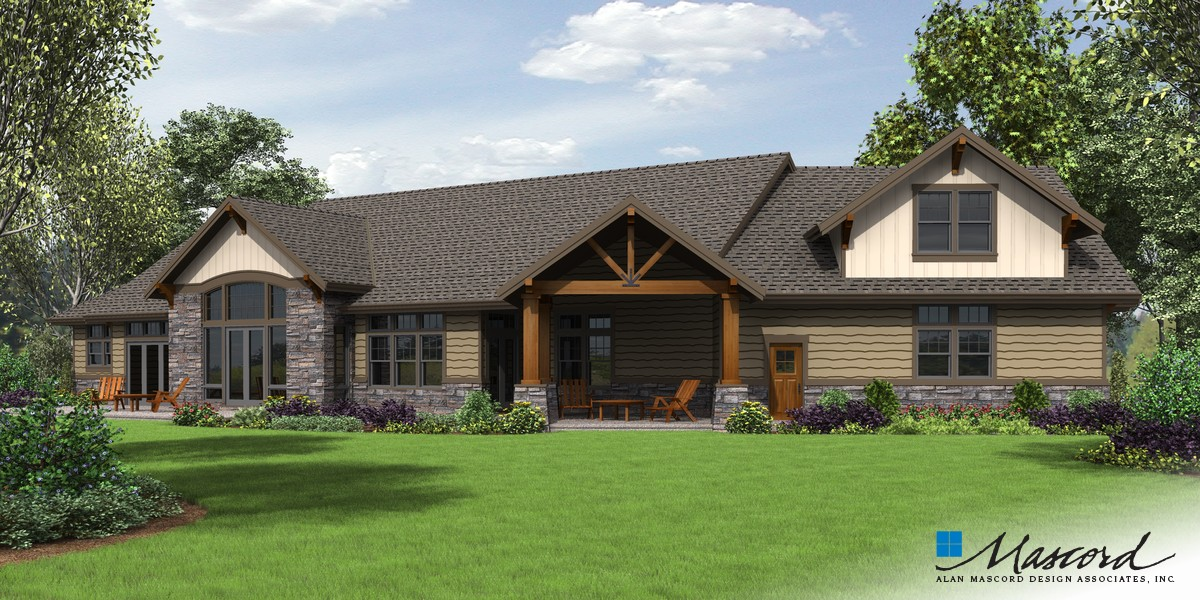 Image for Wilson-Smart and Stylish, Perfect for Busy Families-Rear Rendering