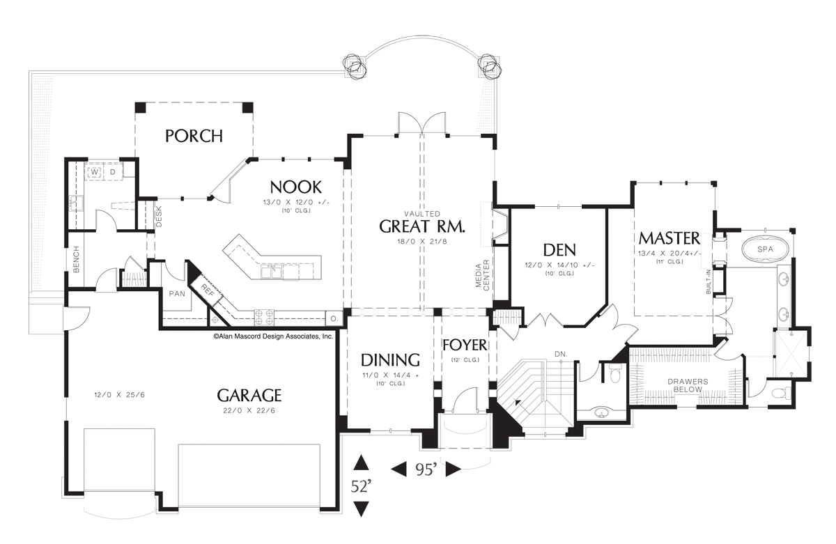 Twin home floor plans minnesota house plan 2017 for Twin home floor plans