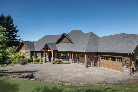 Image for Tasseler-Large One Story Plan with Walk-out Basement-7284