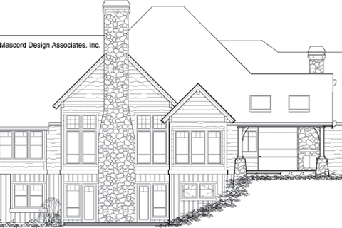Image for Tasseler-Large One Story Plan with Walk-out Basement-802