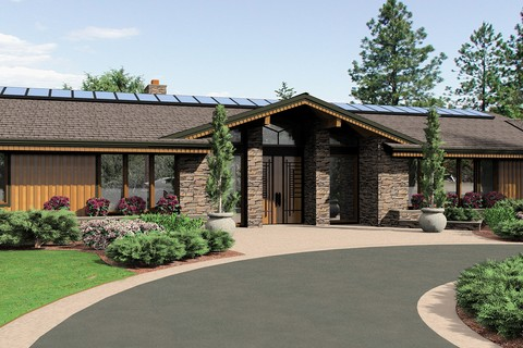 Image for Harrisburg-Prairie Home with Multiple Wings and Attached Studio-856
