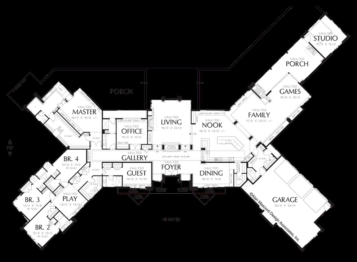 House plan 1412 the harrisburg for Houseplans co
