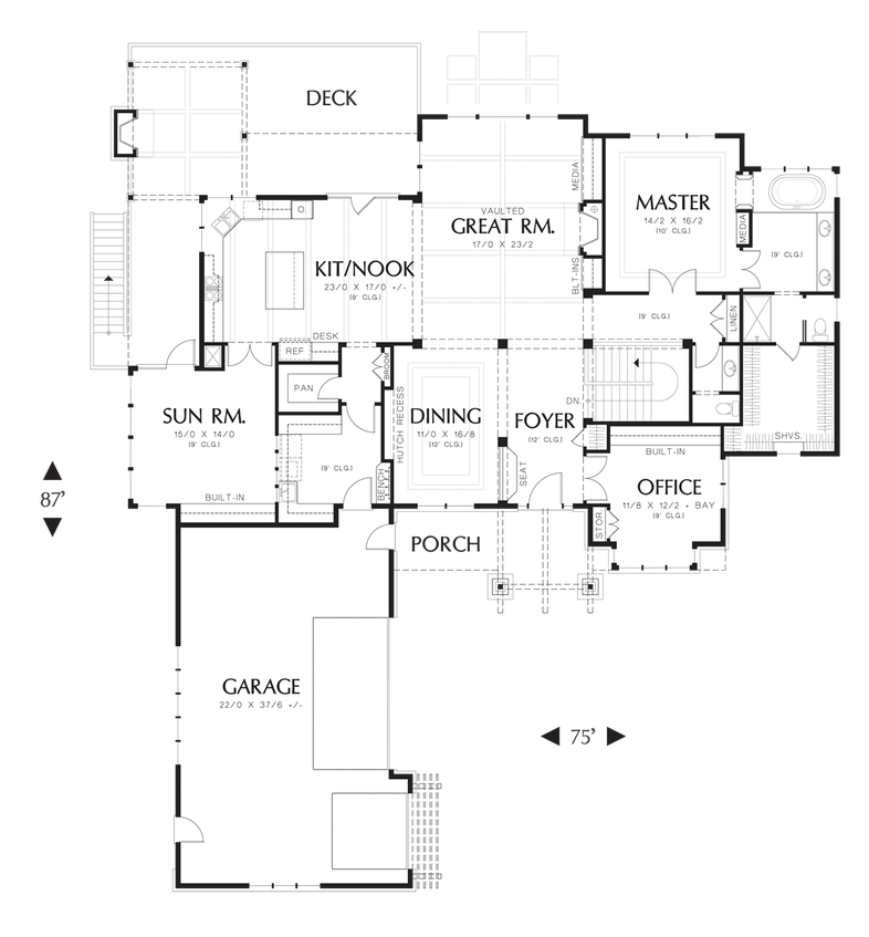 Image Result For Bedroom House Plans With Sunrooma